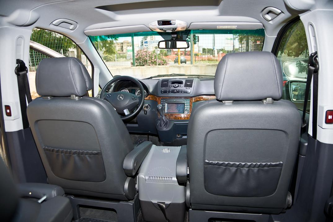 Vip Service Autonoleggio Noleggio Mercedes Viano 8 Posti